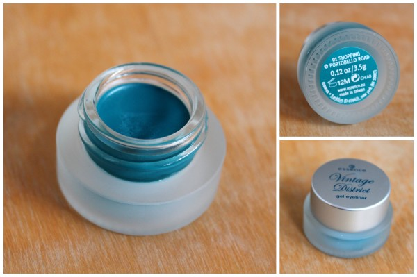 Essence LE Vintage District Gel Eyeliner