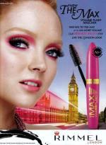 Mascara Ad By Rimmel London