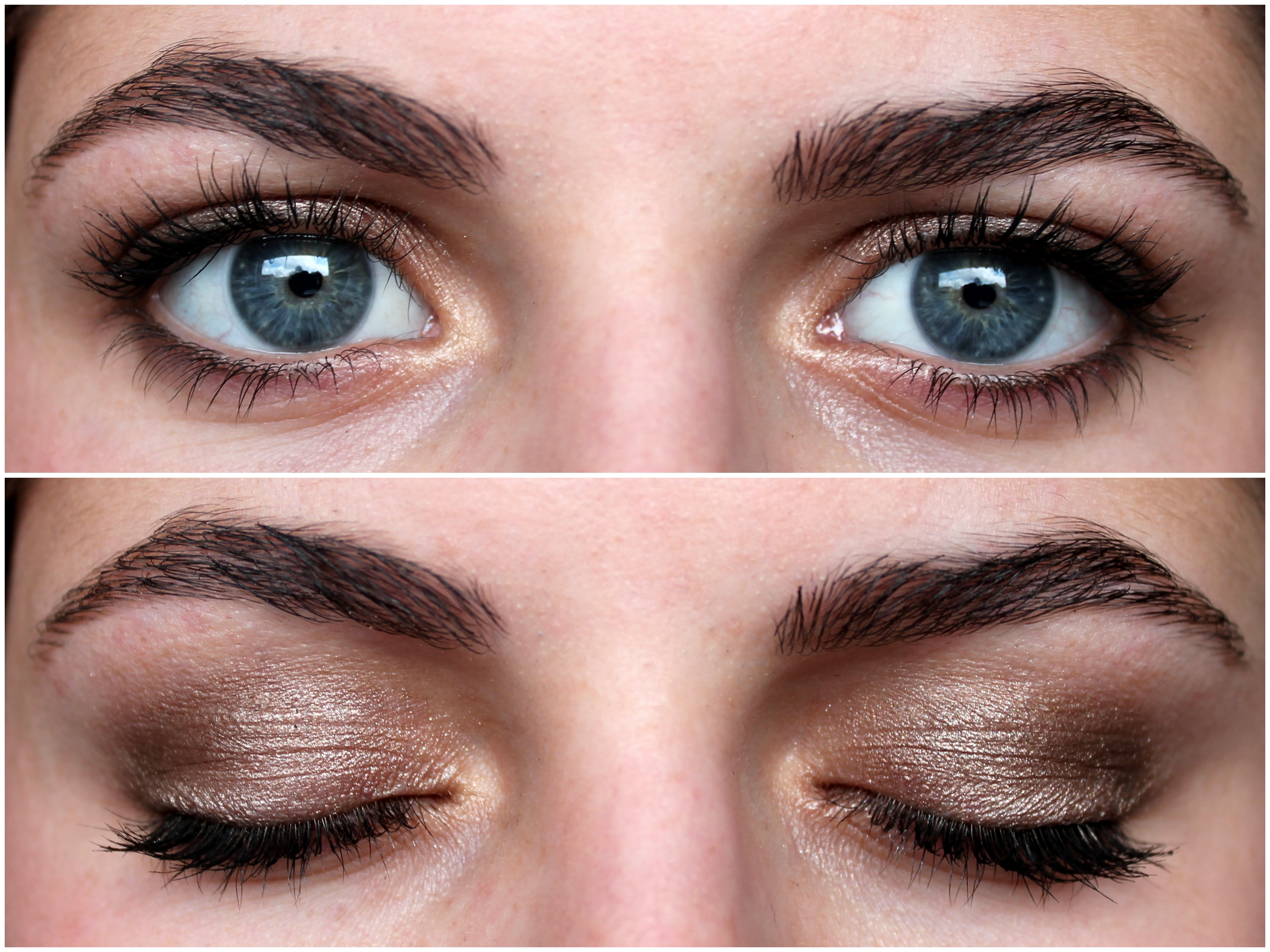 went  Today me for all  that yet look let – I  cream 'natural smokey' makeup natural show