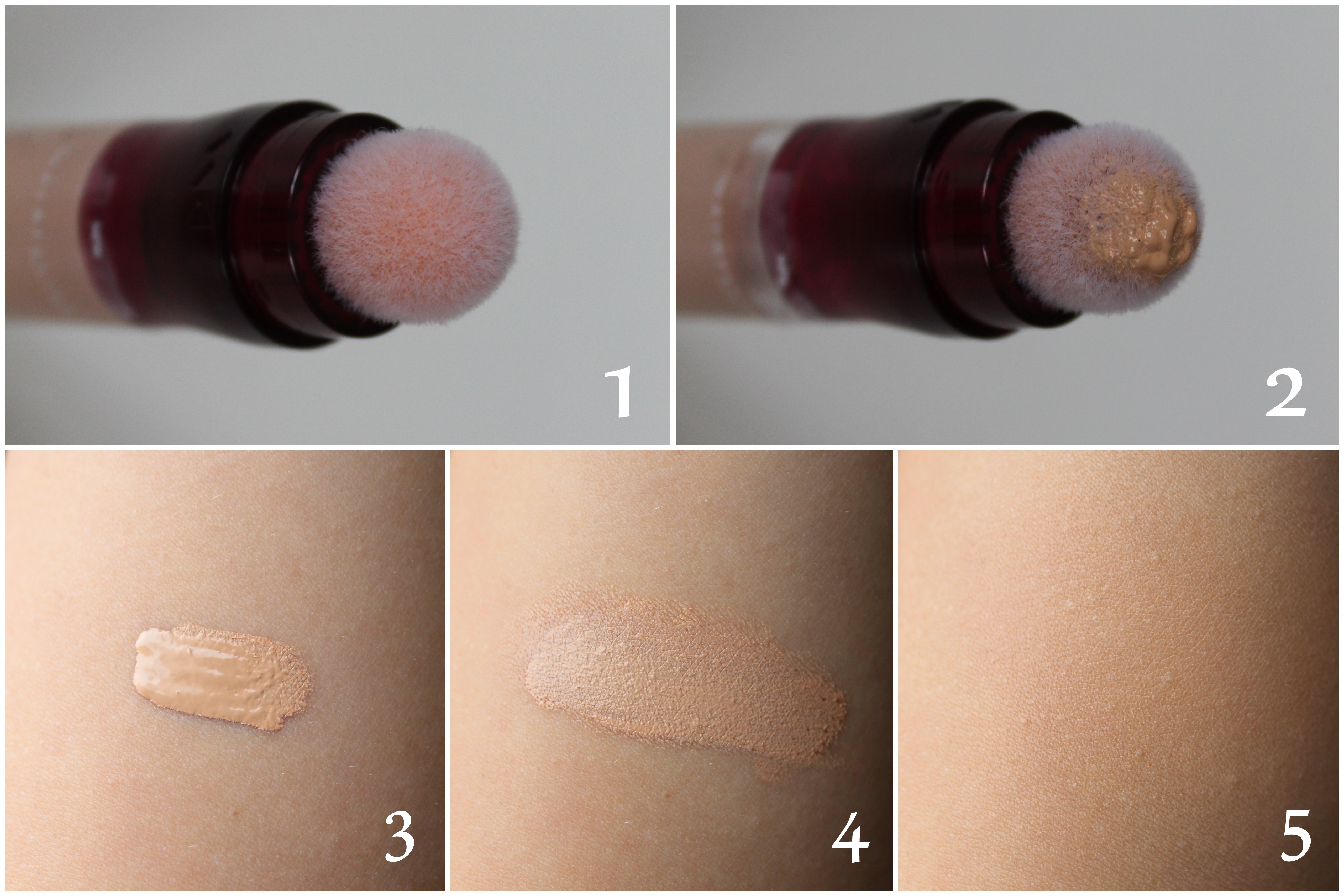 Review Maybelline New York The Eraser Eye Concealer