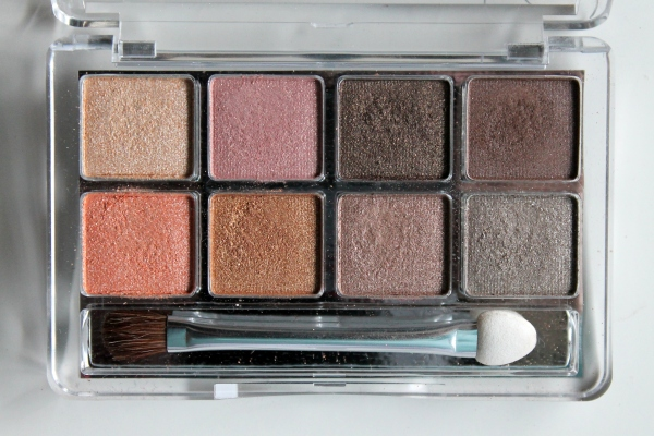 Review: Essence Sun Club Eyeshadow Palette