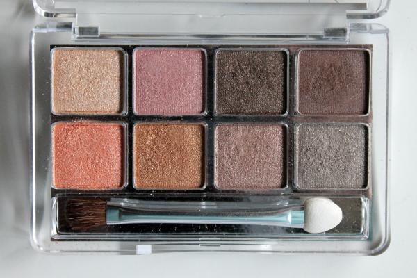 Review: Essence Sun Club Eyeshadow Palette