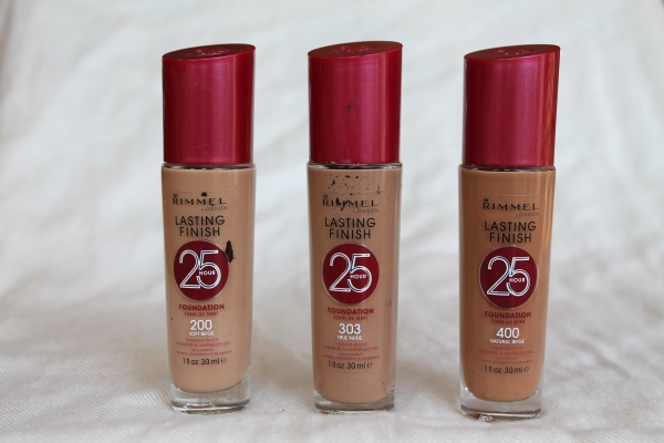 Review: Rimmel London Lasting Finish Foundation