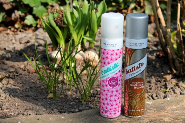 Review: Batiste Dry Shampoo's