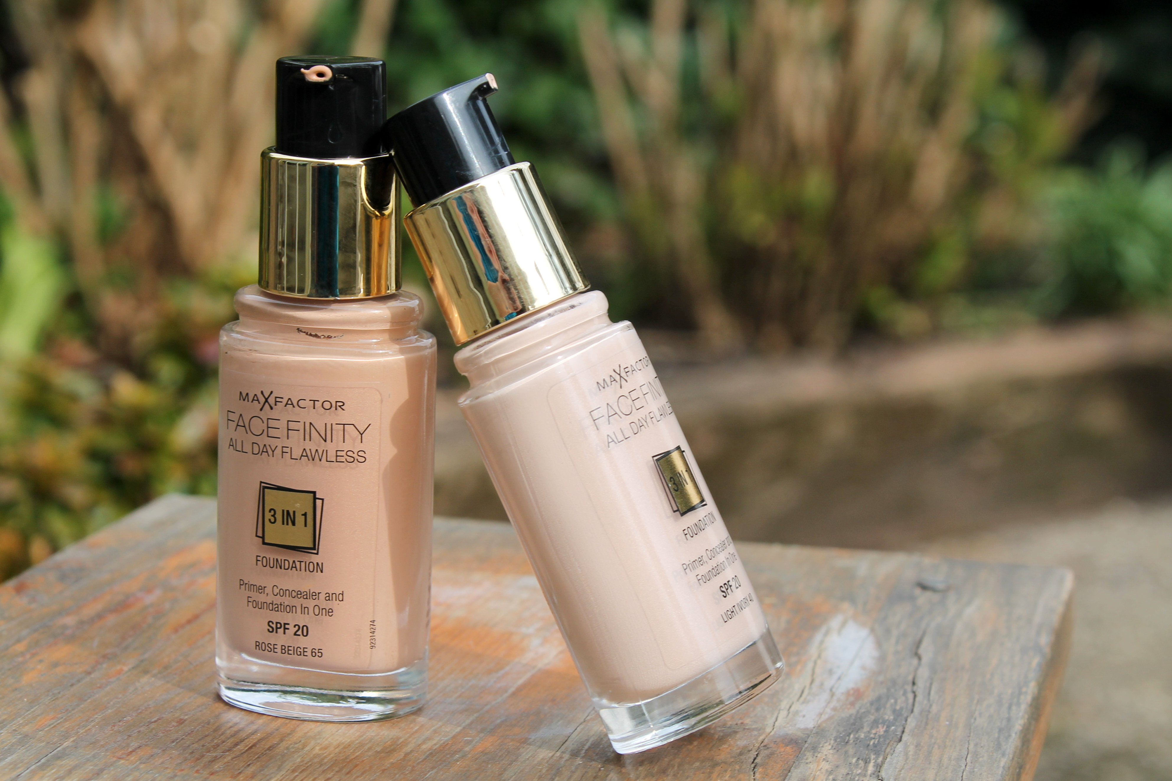 Review: Max Factor Face Finity Foundation | Make Up Your Mind