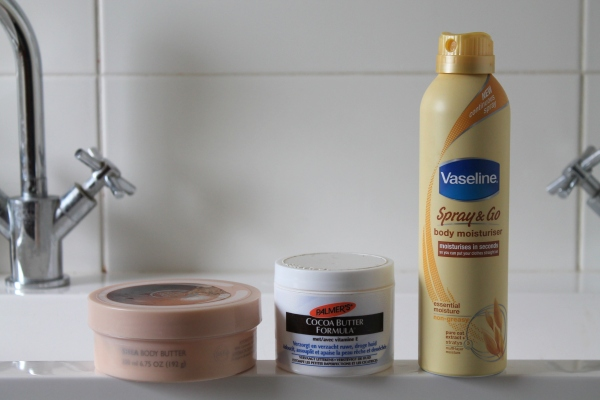Tag: What's in my shower?