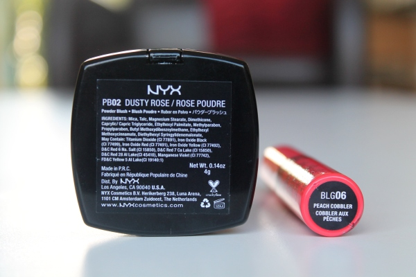 Review: NYX Blush + Butter Gloss