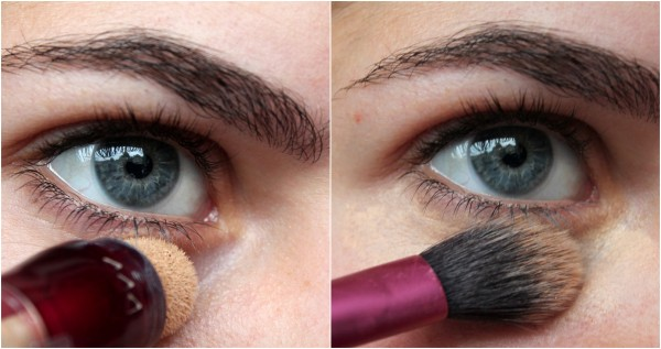3 products make up tutorial