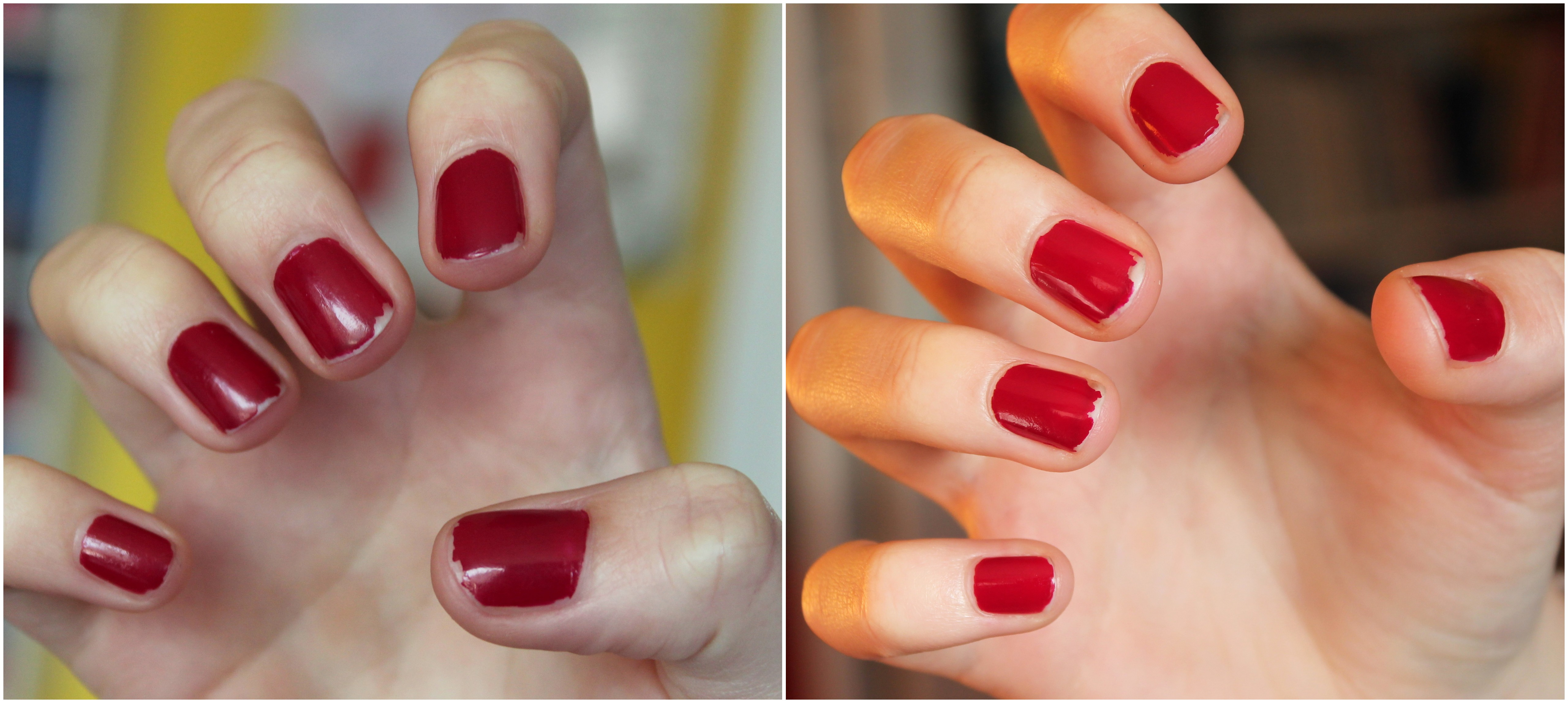 Review: Bourjois Paris 10 Days No Chips Nail Polishes | Make Up Your ...