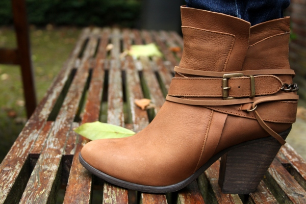 New in: Steve Madden Booties!