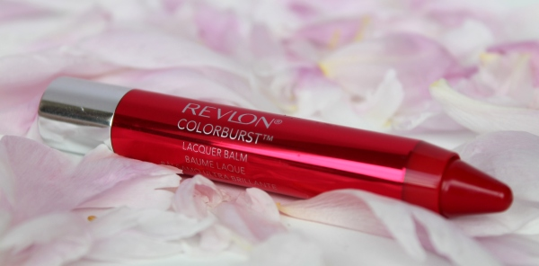 Review: Revlon Colorburst Lacquer Balm