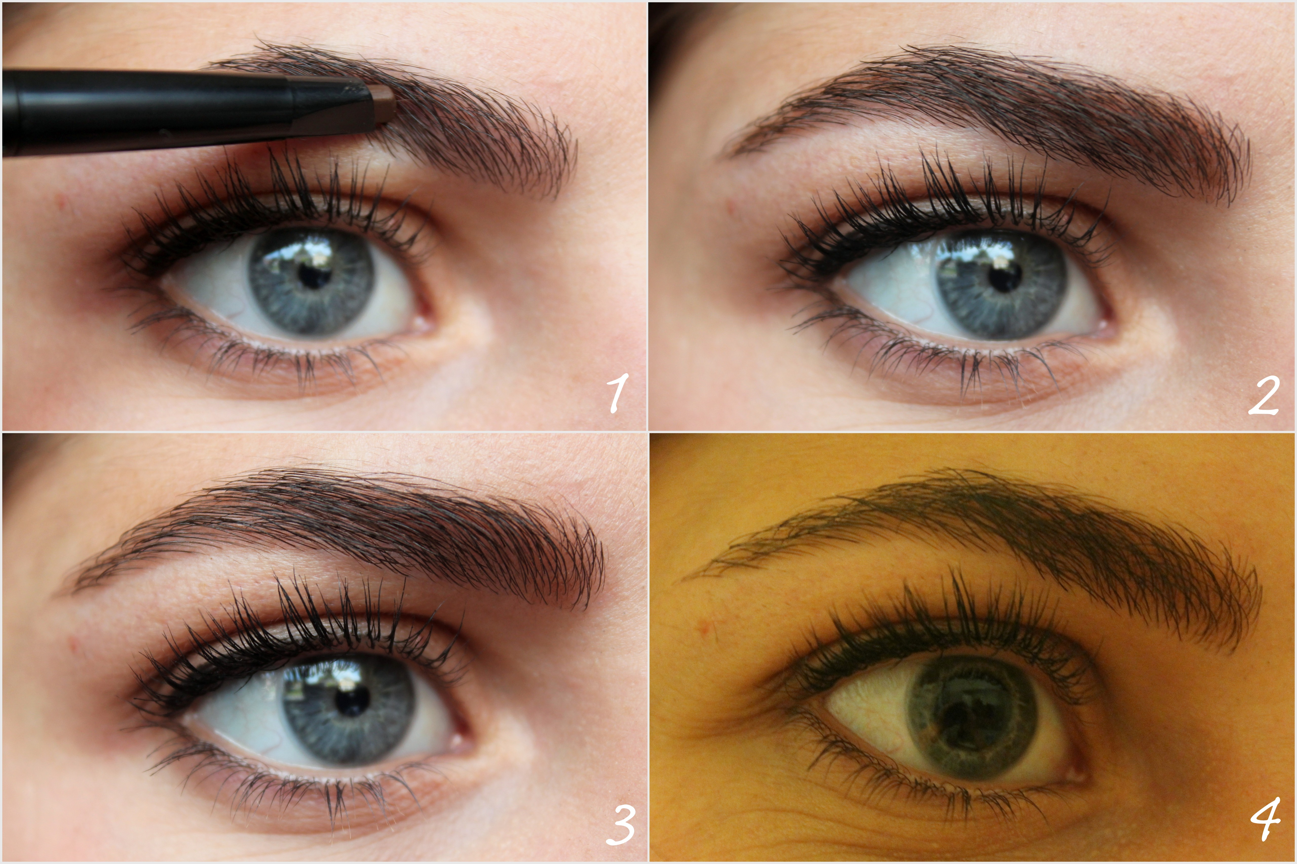 Review Sleek Eyebrow Stylist 717 Medium Make Up Your Mind