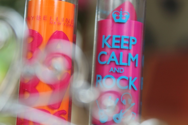 Battle of the Brands: Maybelline Baby Lips vs Rimmel Keep Calm