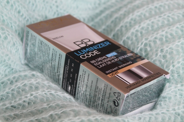 Review: L'Oréal Luminizer Code BB Cream