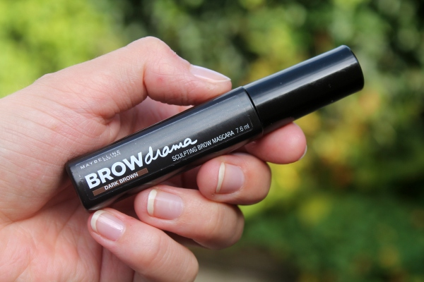 Review: Maybelline Brow Drama Sculpting Brow Mascara
