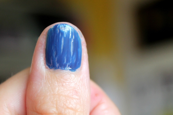 Nail Fail: Rimmel London Velvet Matte