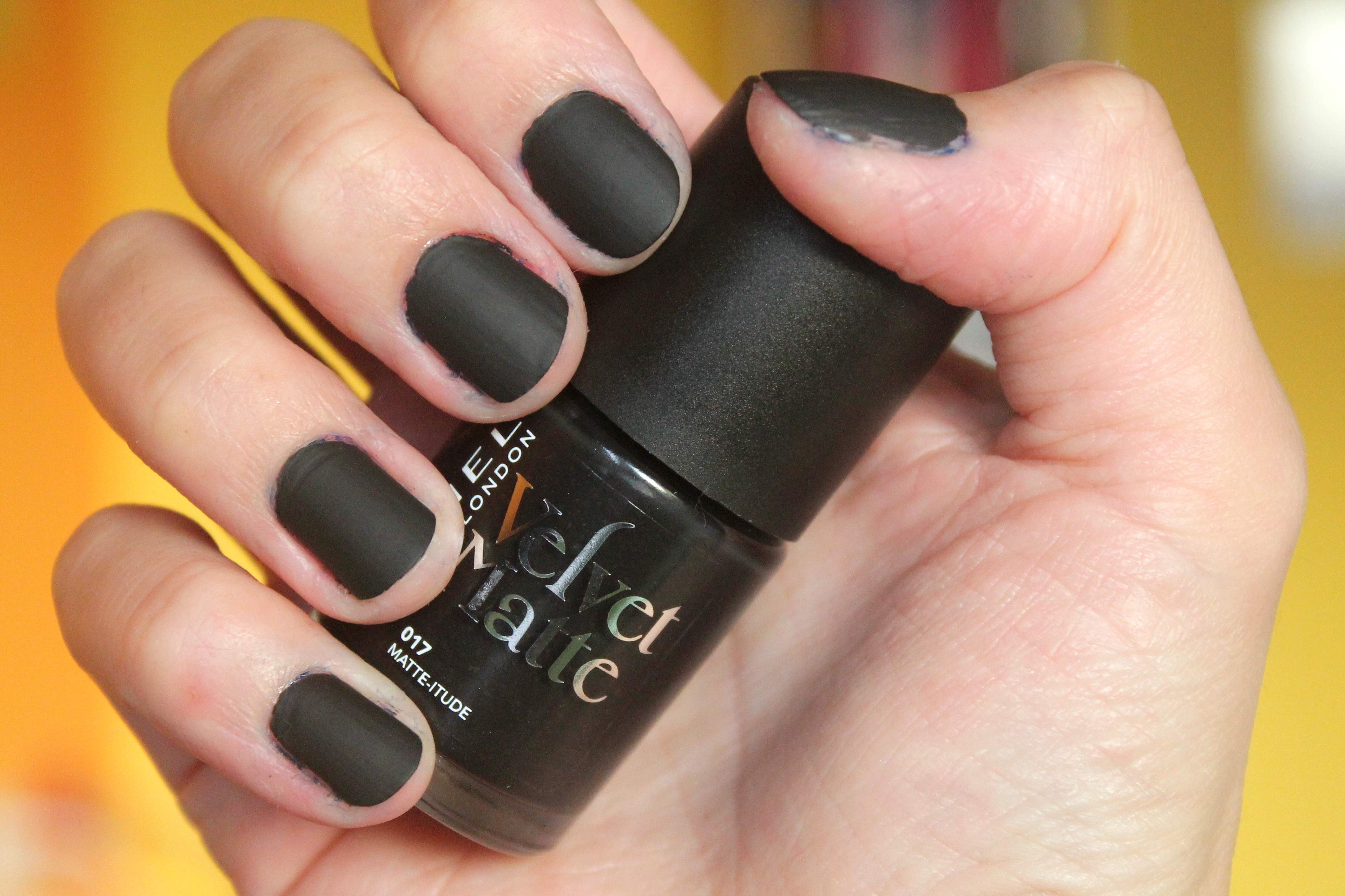 Nail Fail?! Rimmel London Velvet Matte Nail Polish Review | Make Up ...