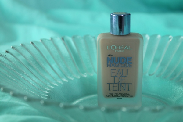 Review: L'Oréal Paris Eau de Teint Foundation