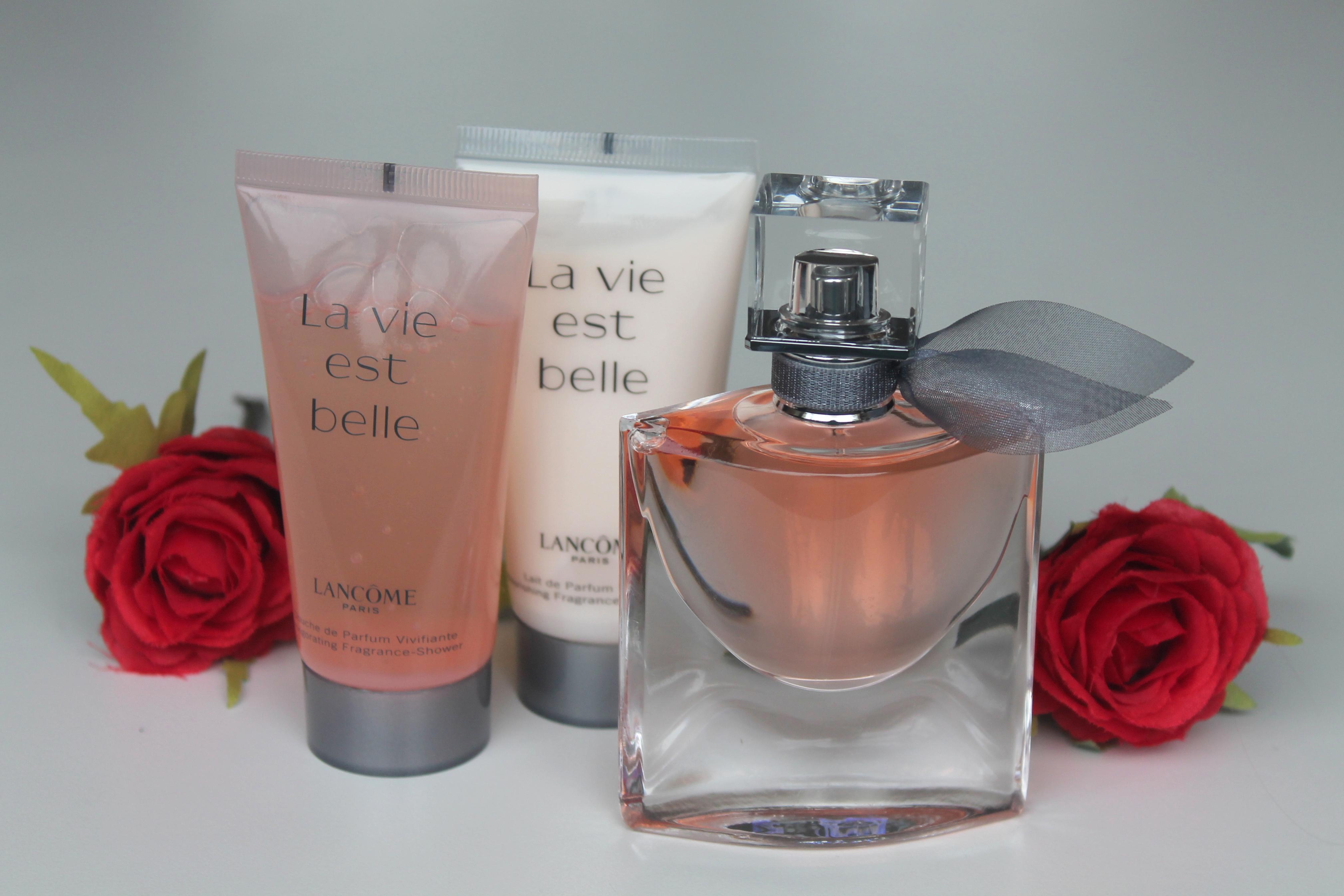 review lanc me la vie est belle make up your mind. Black Bedroom Furniture Sets. Home Design Ideas
